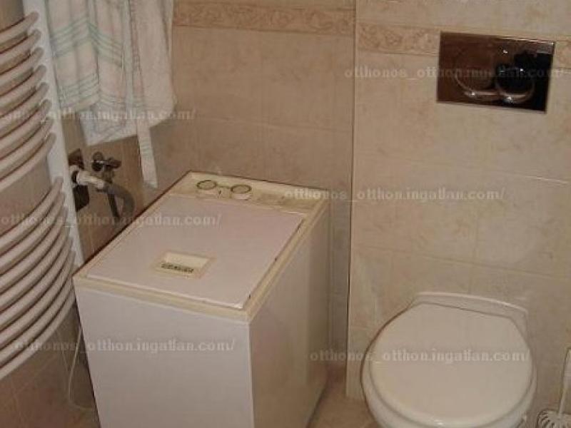 Fürdő-WC-mosógép